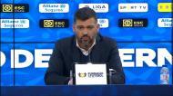 Conceição revela o que se diz aos jogadores após «uma derrota assim»