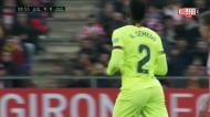 VÍDEO: o primeiro golo de Nélson Semedo com a camisola do Barcelona
