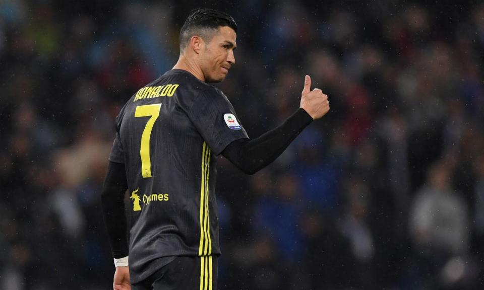 Ronaldo: «Preparem-se para a reviravolta»