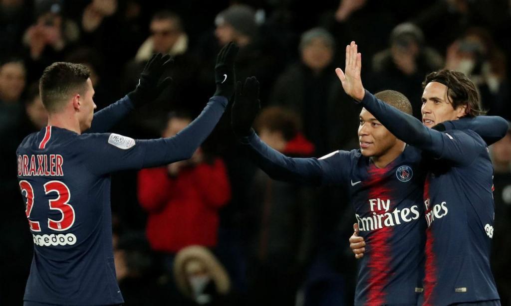 PSG-Rennes (Reuters)