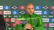 Rodolfo Correia esclarece boletim clínico do Sporting