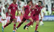 Qatar na final da Taça da Ásia
