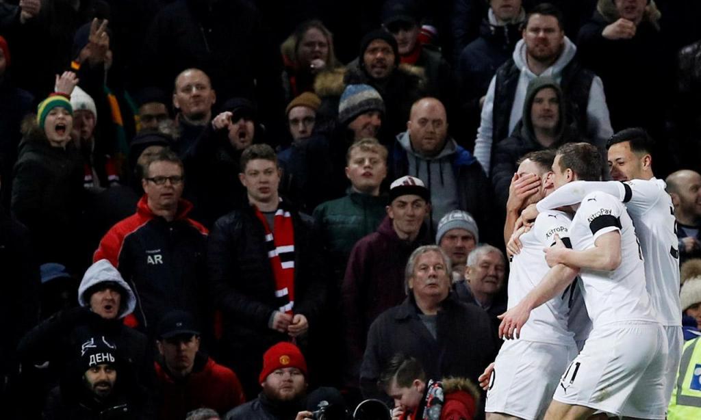 Manchester United-Burnley