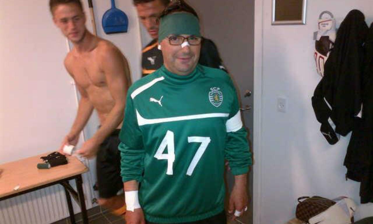 5d36367c43 50 anos de Paulinho  viagem às memórias de um símbolo do Sporting ...
