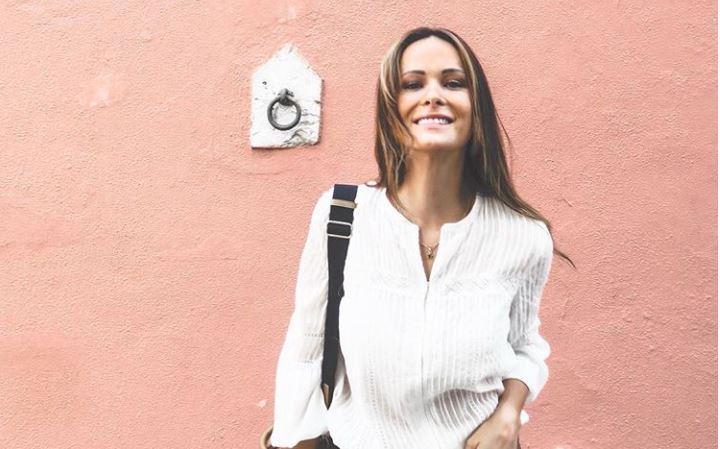 Helena Costa anuncia que está grávida