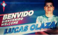 Lucas Olaza (twitter Celta de Vigo)