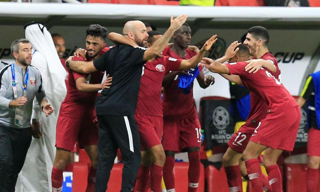 Qatar na Taça da Ásia