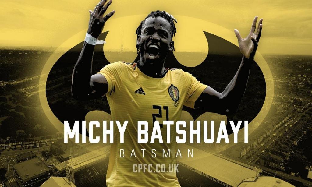 Michy Batshuayi (Crystal Palace)