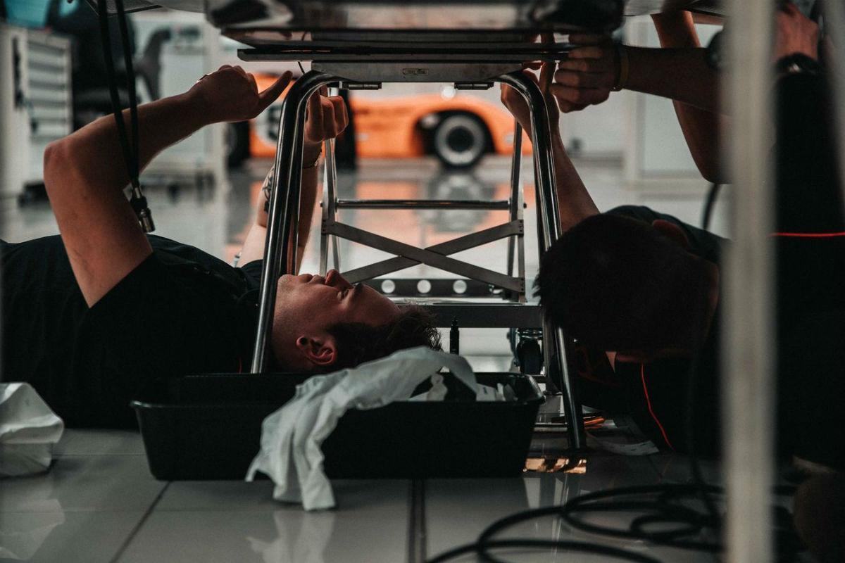 (imagem McLaren Formula 1 Team)