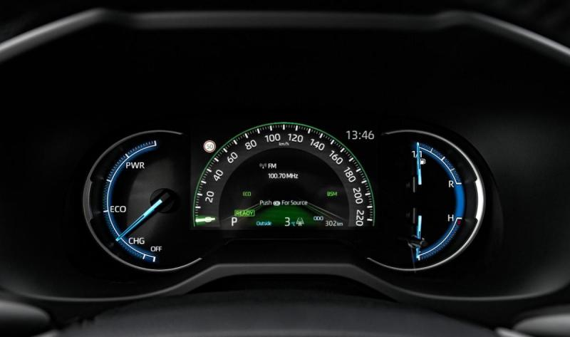 Toyota RAV4 Híbrido