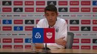 Bruno Lage comenta as saídas de Castillo e Ferreyra do Benfica