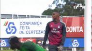 Liga Revelação: o golaço de Juan Teles frente ao Benfica