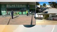O ambiente em Alvalade a seis horas do dérbi