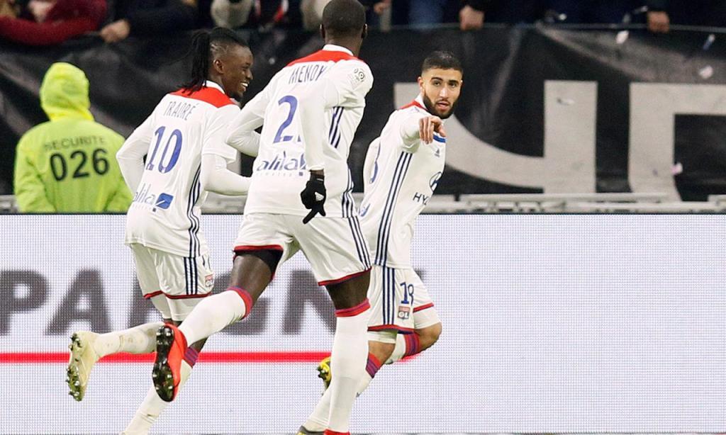 Lyon-PSG