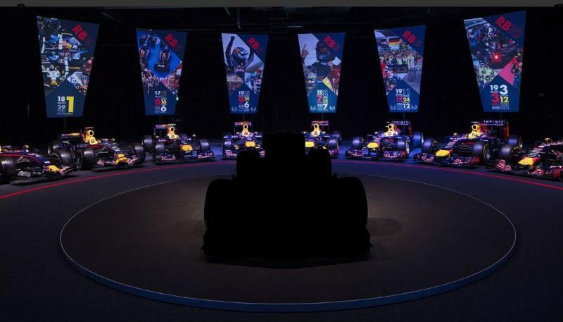 RB15 (reprodução Twitter Red Bull Racing)