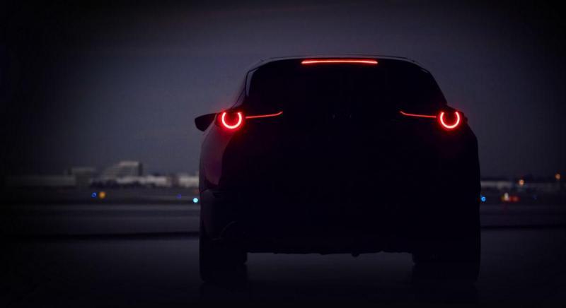 Novo SUV compacto Mazda