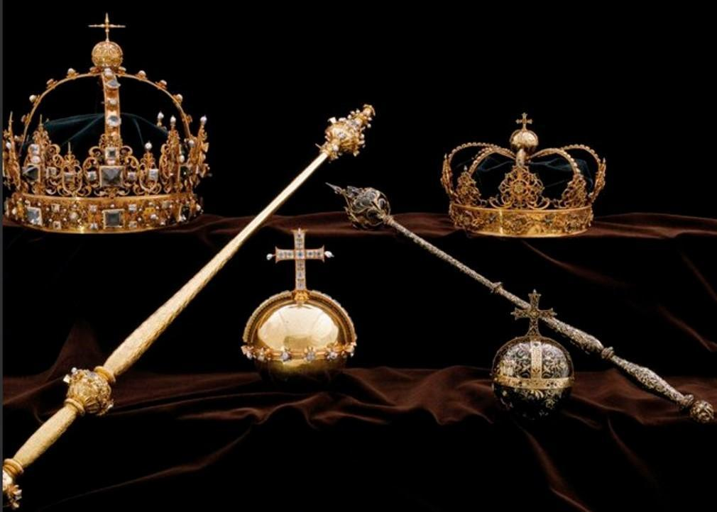 Joias da coroa sueca