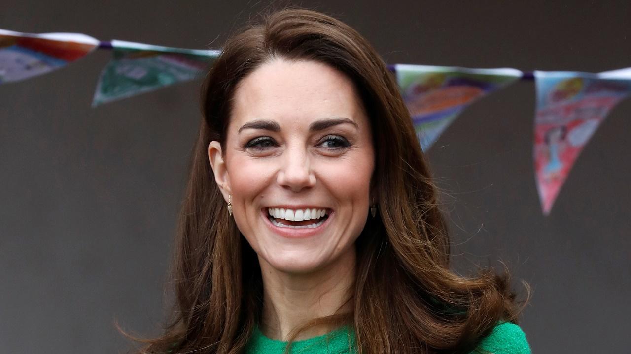 Kate Middleton visita Escola Primária Lavender, em Enfield