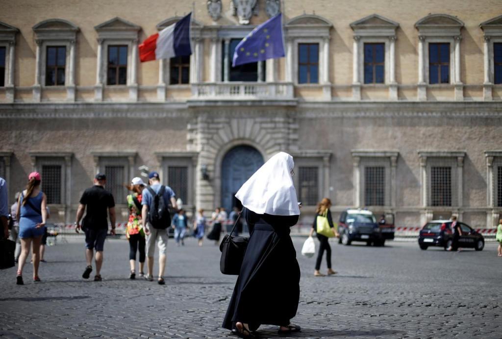 Embaixada francesa em Roma
