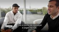 Pauleta e Mbappé: uma conversa pelo amor ao futebol