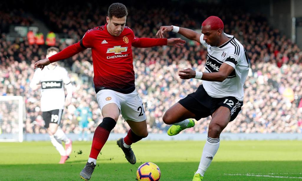 Fulham-Manchester United