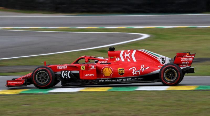 Sebastian Vettel (Reuters)