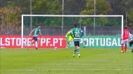 Liga Revelação: o resumo do triunfo do Sporting sobre o Sp. Braga