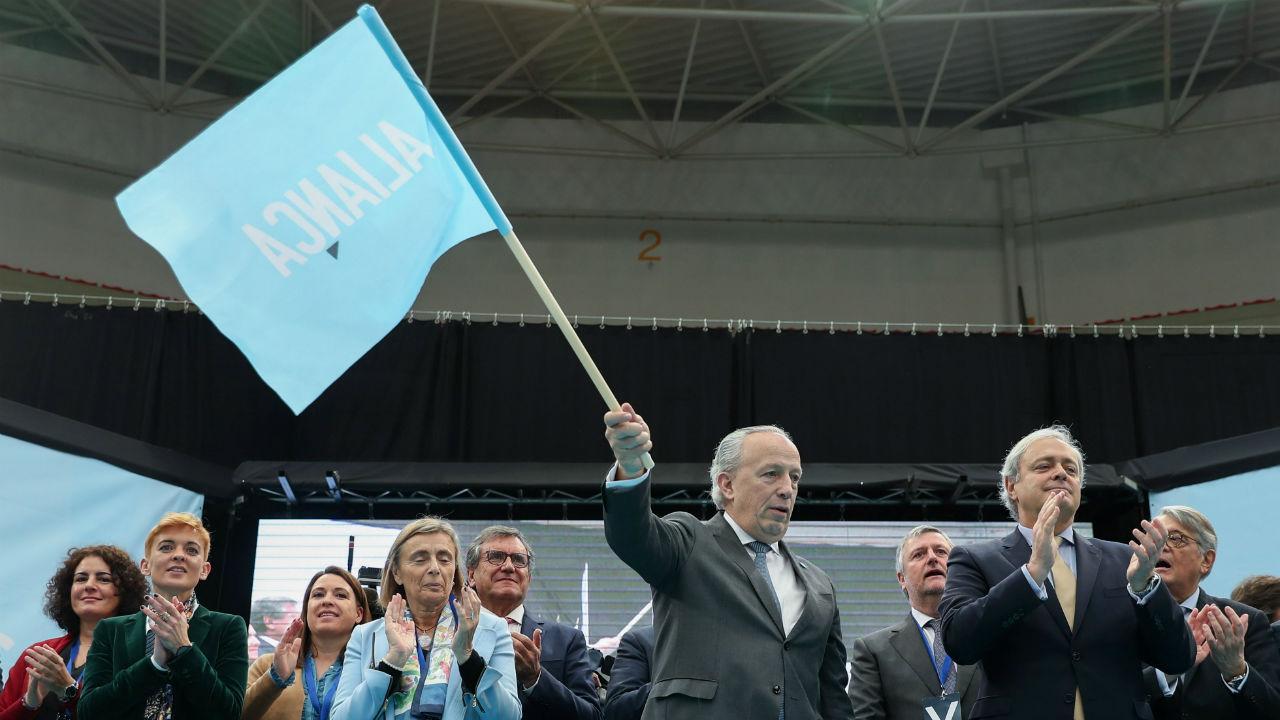 Primeiro congresso do partido Aliança
