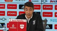 Bruno Lage deixou uma palavra ao Nacional e até falou na goleada do City