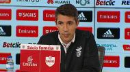 Benfica entrou com pressão pelo resultado do FC Porto? Lage não acredita