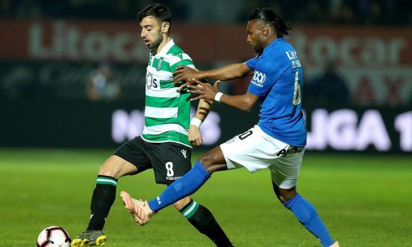 Feirense Sporting: Feirense-Sporting, 1-3 (destaques)