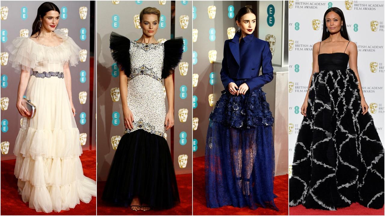 Todos os looks da passadeira vermelha dos BAFTA 2019