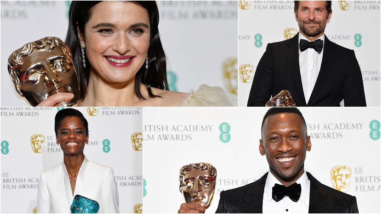 Os vencedores dos BAFTA 2019