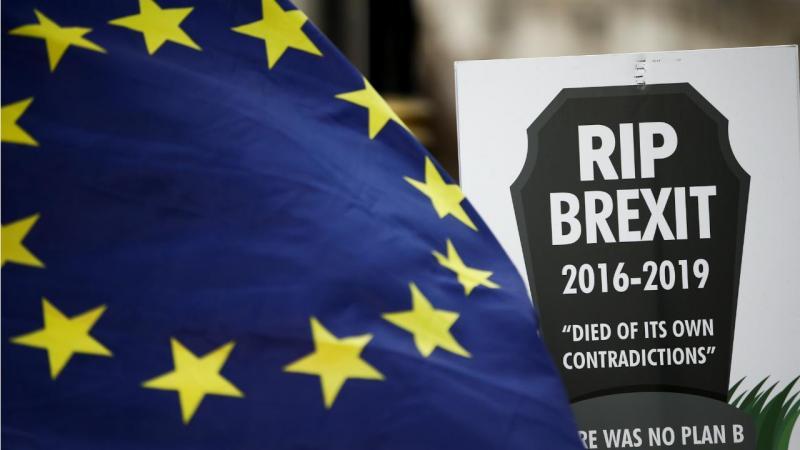 Protesto anti-Brexit (Londres)