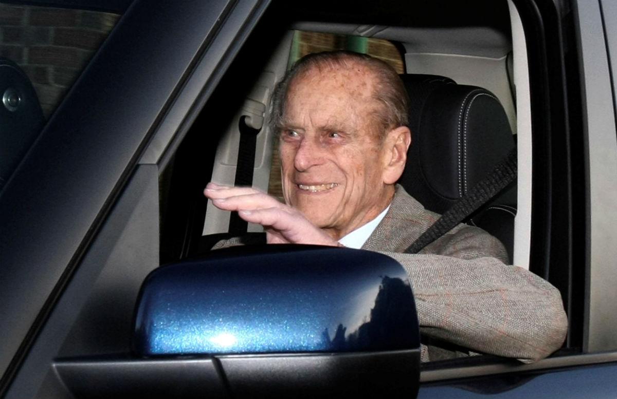 Príncipe Philip de Inglaterra (Reuters)
