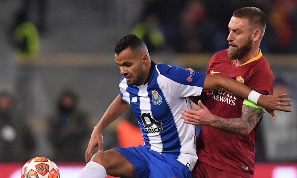 Roma-FC Porto
