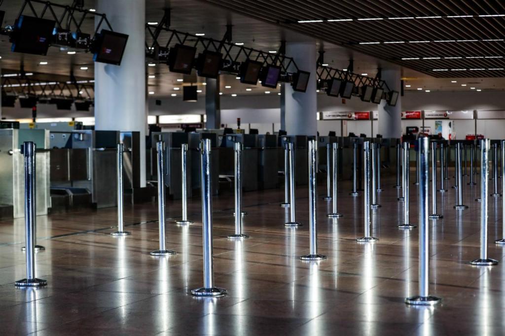 Aeroporto Zaventem - Bruxelas