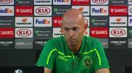 Marcel Keizer: «Nos últimos 10 dias ou duas semanas foi difícil mas vamos tentar recuperar disso»