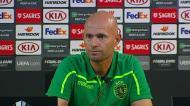 Marcel Keizer: «No calendário não está só o jogo com o Sporting de Braga»