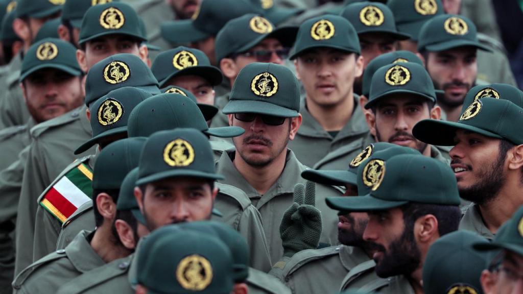 Militares do Irão