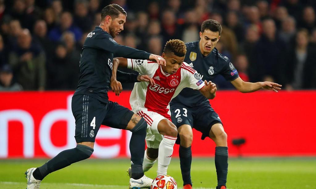 Ajax-Real Madrid
