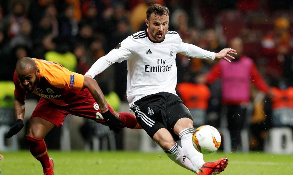 Galatasaray-Benfica