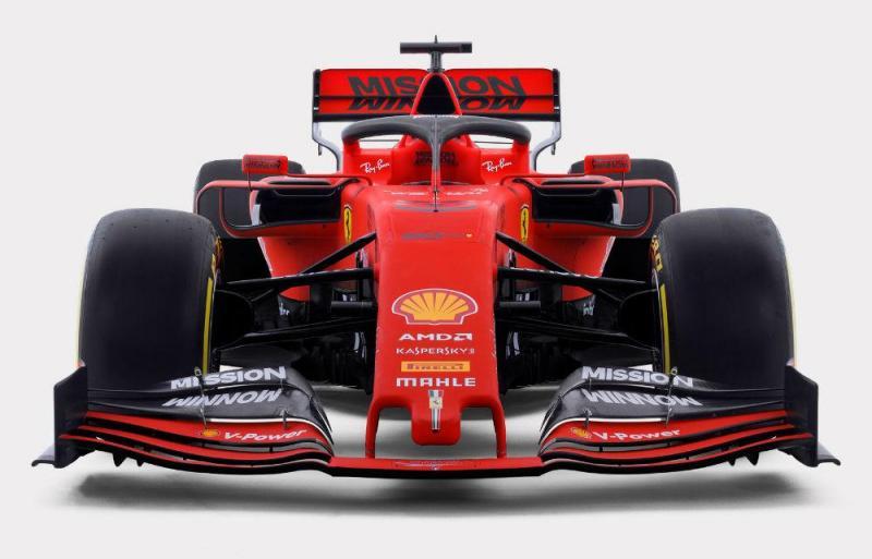 Novo Ferrari SF90