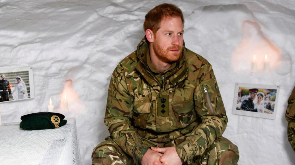 Príncipe Harry passa Dia dos Namorados sem Meghan Markle