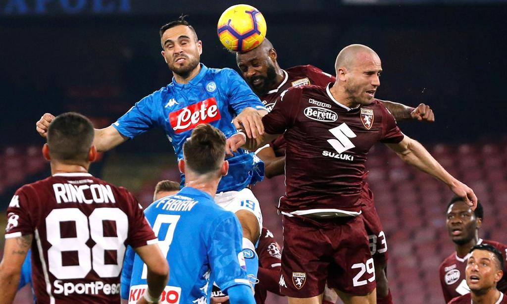 Nápoles-Torino