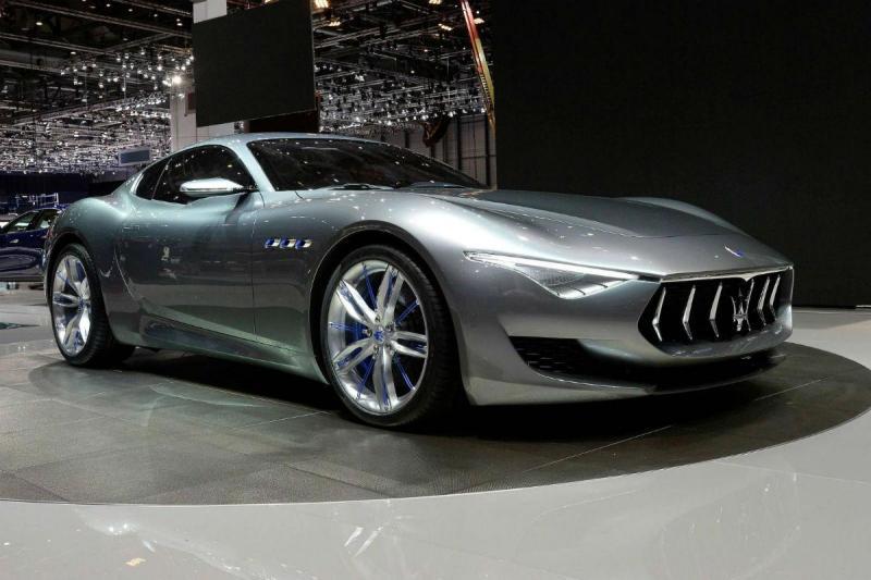 Maserati Alfieri (imagem Maserati)