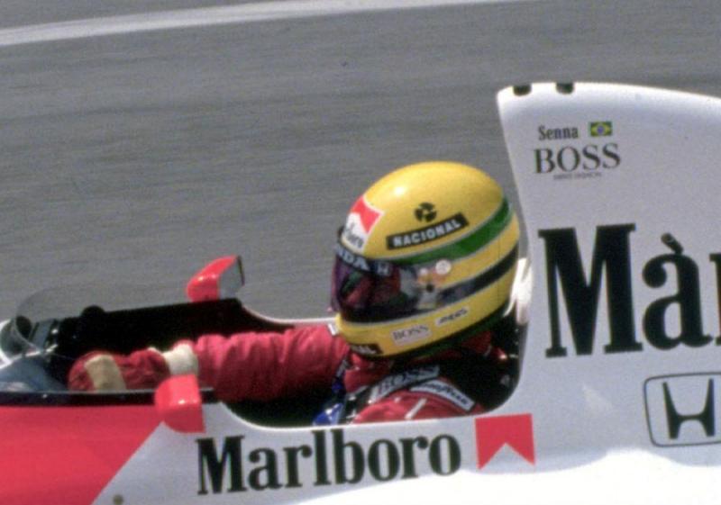 Ayrton Senna (Reuters)
