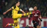 Nuremberga-Borussia Dortmund (Lusa)