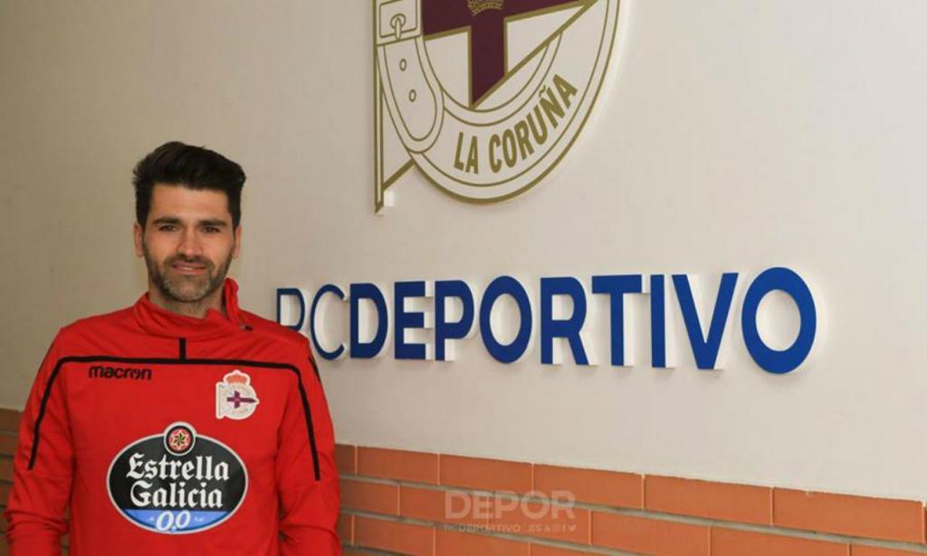 Vítor Silva (RC Deportivo)