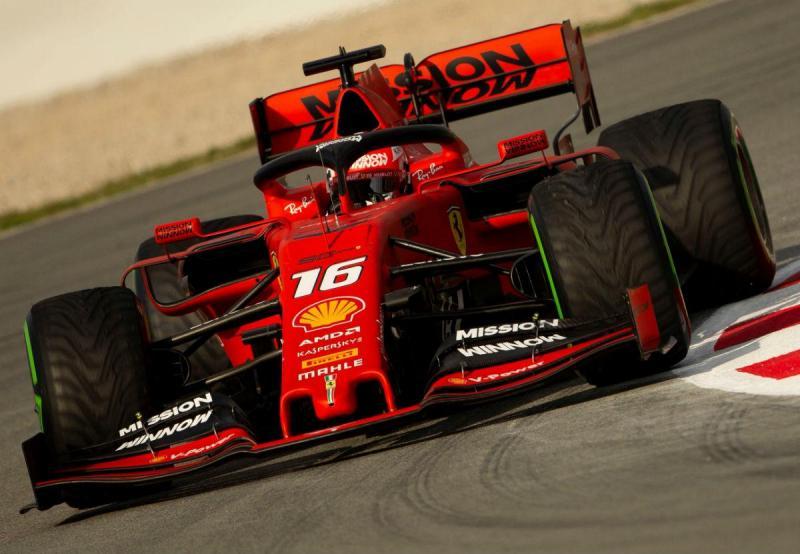 Resultado de imagem para Charles Leclerc em um novo nível na F1